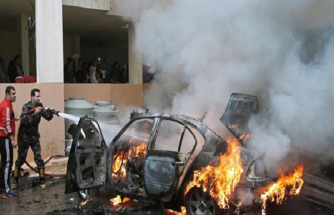 Israel Otaki Bom Lebanon yang Target Petinggi Hamas