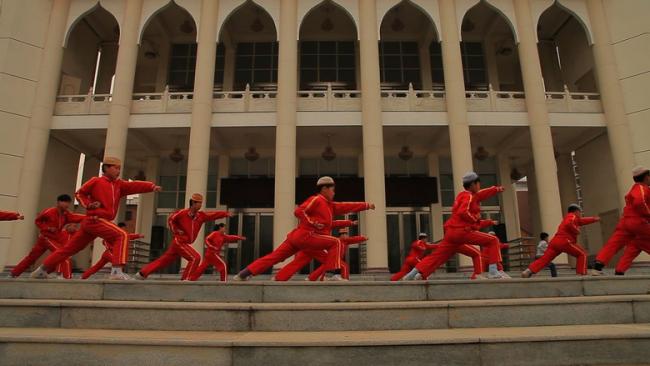 Jurus Rahasia Kung Fu Muslim
