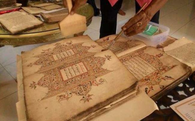 Kemenag Siap Dirikan Pusat Kajian Manuskrip Keagamaan Nusantara