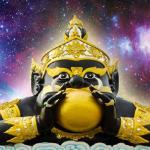 Mitos Gerhana Bulan Di Kalangan Masyarakat Tionghoa, Jawa dan Bali