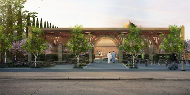 Muslim Indonesia Ikut Sumbang Masjid Eco Pertama Eropa