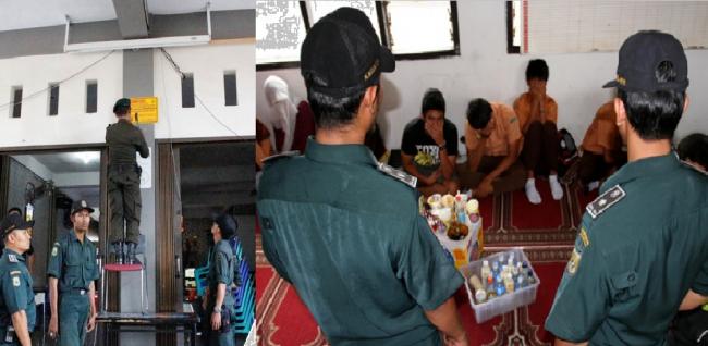 Ratusan Polisi Syariah Dikerahkan Larang Perayaan Tahun Baru di Aceh