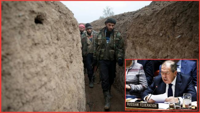 Rusia Waspadai Senjata Kimia Teroris di Irak dan Suriah