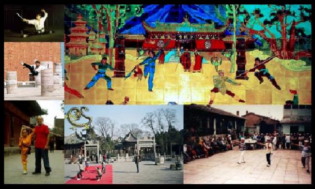 Sejarah Panjang Kung Fu Muslim