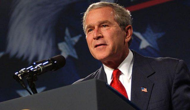 George W Bush. Photo: millercenter.org
