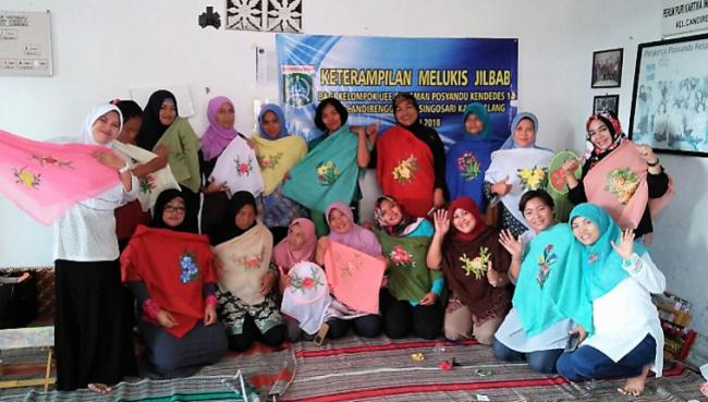 Begini Cara Wahid Foundation Berdayakan Kaum Ibu