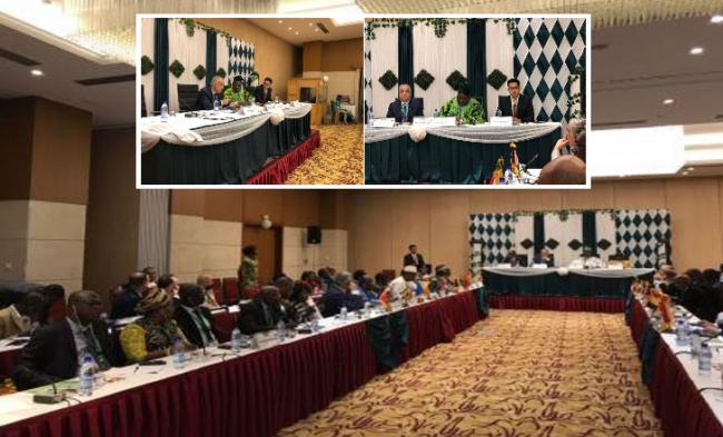 Dunia Penyiaran Sepakati Deklarasi Cotonou Untuk Al Quds