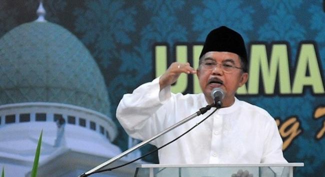 JK Minta Masjid Steril Dari Praktik dan Kampanye Politik