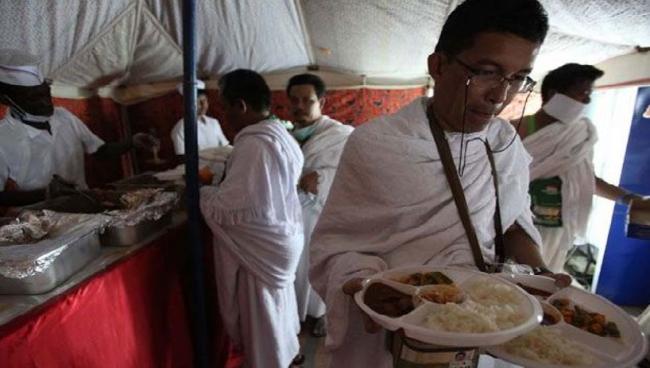 Kemenag Usulkan Jatah Makan Jemaah Haji 2018 Jadi 40 Kali