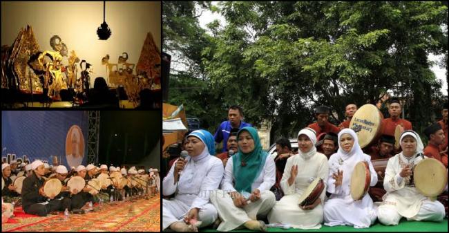 Keterkaitan Seni-Budaya Nusantara dengan Islam