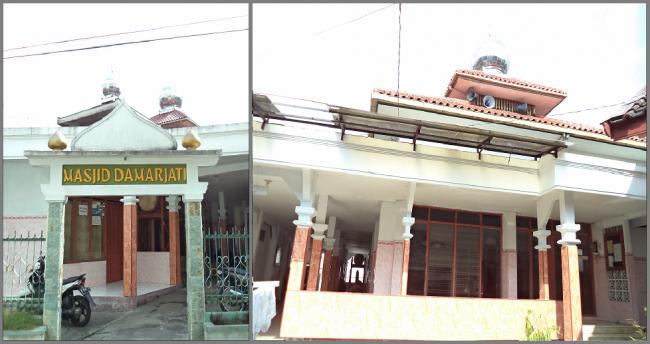 Masjid Damarjati, Saksi Syiar Islam di Salatiga
