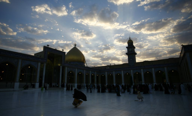 Munajat Qurani Sayyidina Ali Menjelang Pagi