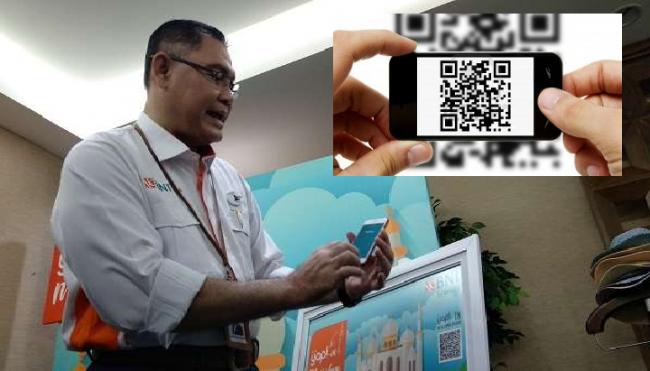 Yap! Inovasi Baru Isi Kotak Amal di Masjid Pakai QR Code
