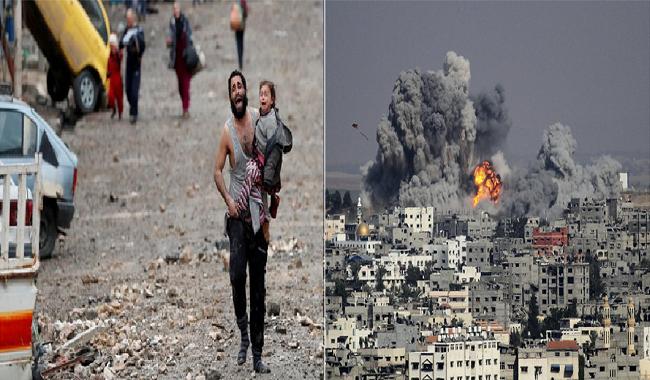 Aktivis AS Ketahuan Bohong Sebar Foto Palsu Soal Suriah