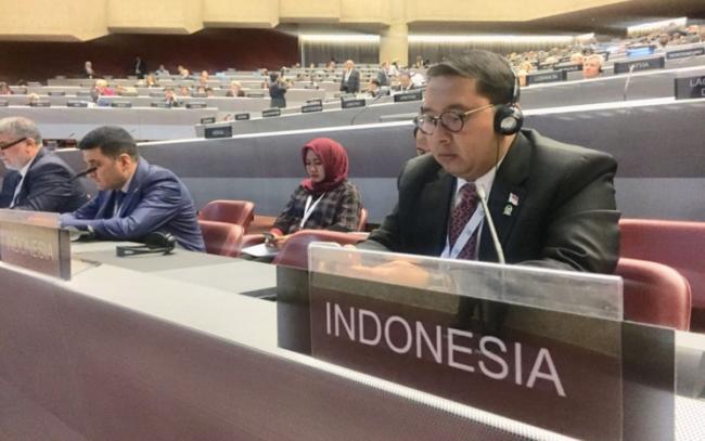 Dukung Penuh Palestina, Indonesia Kecam AS-Israel di Sidang IPU
