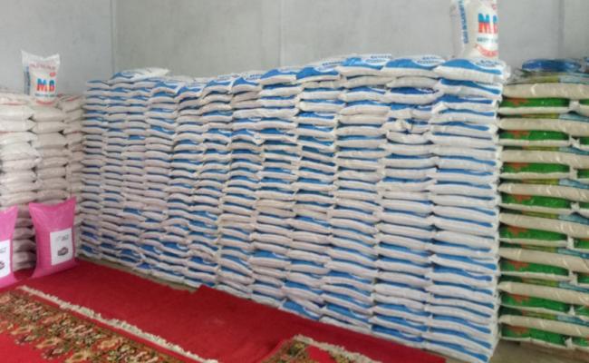 Fakta Solidaritas, Seribu Ton Beras dari Petani Aceh untuk Pengungsi Suriah
