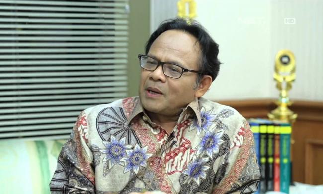 Guru Besar UIN Ungkap Syarat Bangun Poros Islam Kebangsaan