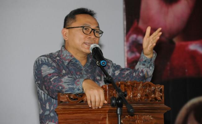 Ketua MPR Ungkap Dua Resep Jitu Putus Rantai Kemiskinan