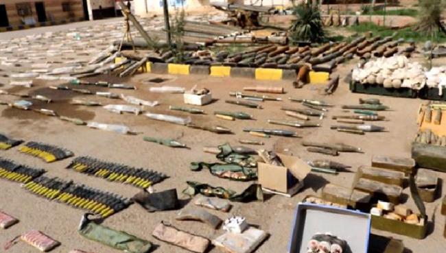 Amunisi Pemberontak Suriah Ternyata Dipasok Israel