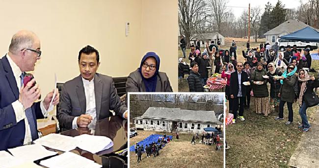 Kisah Imam Shamsi Ali Dirikan Pesantren Pertama di Amerika