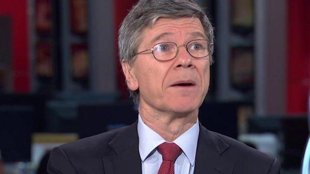 Jeffrey D. Sachs. Photo: MSNBC