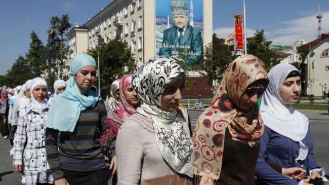 Sekilas Fakta Pemeluk Islam di Rusia