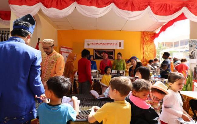 Stan Indonesia Tetap Terfavorit di Ajang Bulan Budaya Dunia