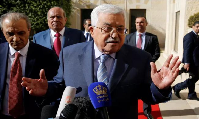 Yordania Cabut Kewarganegaraan Puluhan Pejabat Palestina Termasuk Mahmoud Abbas
