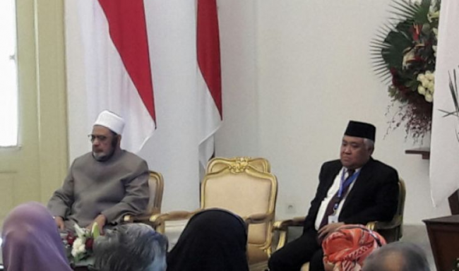 Din Syamsuddin Tekankan Pentingnya Revitalisasi Islam Wasathiyah