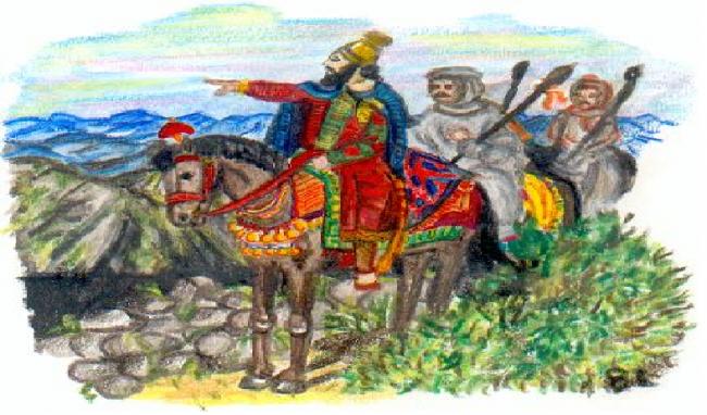 HIKMAH – Kisah Prajurit Raja Iskandar Zulkarnain dan Batu Kali
