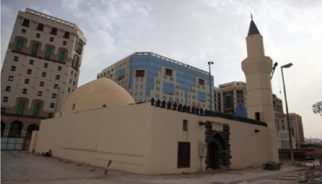 Masjid Tulang, Situs Bersejarah di Utara Kota Madinah
