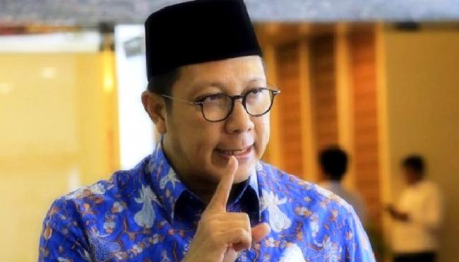 Menag Berpolitik Substantif Bukan Praktis, Boleh di Masjid