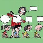 KOLOM - Pendidikan Atau Indoktrinasi