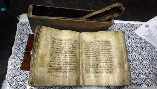 Ternyata Al-Quran Tertua di Asia Tenggara Ada di NTT