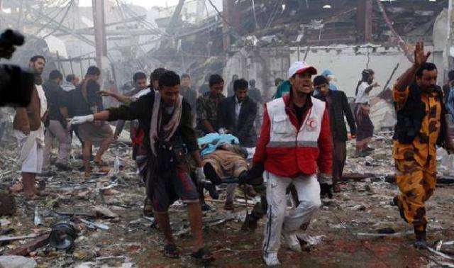Lagi, Koalisi Saudi Tewaskan Puluhan Warga Sipil dan Anak-Anak Yaman