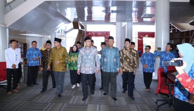 Menag Imbau PTKI Jadi Teladan Islam Moderat di Indonesia