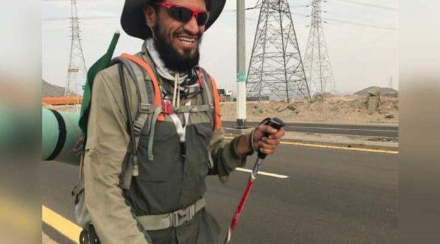 Saudi-Pilgrim