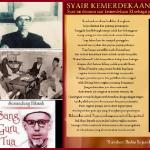 Syair Kemerdekaan Habib Idrus bin Salim Al-Jufri