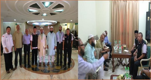 India dan Bangladesh 'Sinau' ke PPIH Indonesia Soal Penyelenggaraan Haji