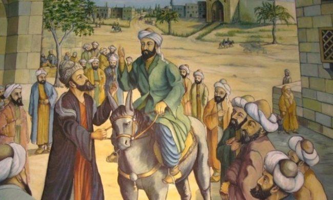 Kesederhanaan Umar bin Abdul Aziz
