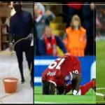 Mane, Bintang Liverpool yang Gemar Bebersih Toilet dan Area Wudhu Masjid