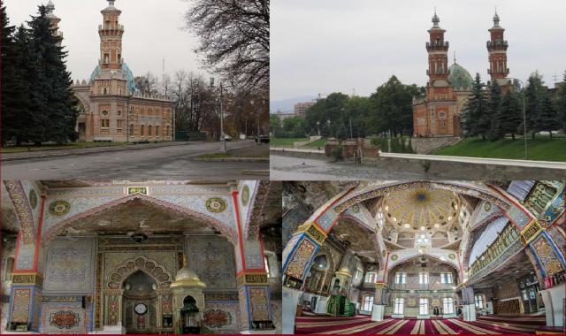 Masjid Mukhtarov Saksi Sumbangsih Muslim Tartar di Negeri Beruang Merah