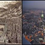 Mekkah Dahulu Mekkah Kini