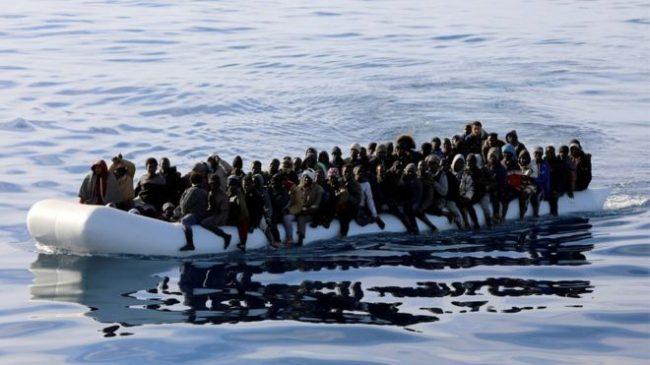 Migran Libya 1