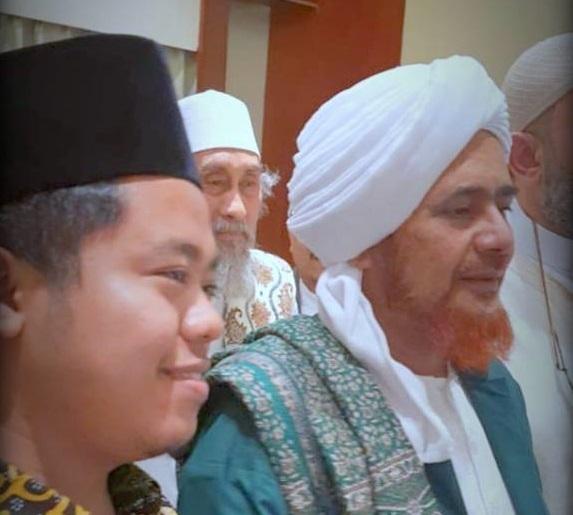 Habib Umar bin Hafidz via Najih Ramadhan