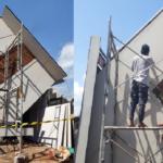 Kisah di Balik Kemunculan Rumah Sujud Pasca Gempa Lombok
