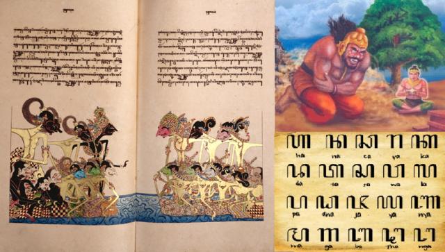 Makna Filosofis dan Kisah di Balik Aksara Jawa Hanacaraka