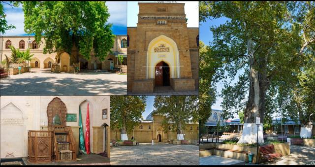 Masjid Juma Dagestan Masjid Tertua Rusia Berusia 13 Abad Lebih