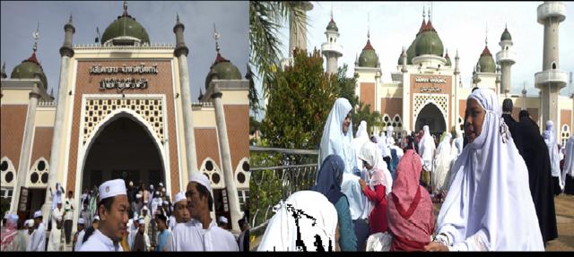 Melacak Jejak Muslim Keturunan Jawa di Negeri Gajah Putih
