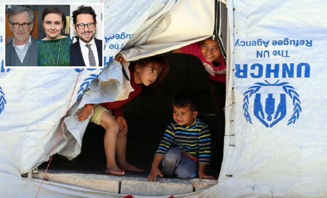 Sutradara Kelas Dunia Siap Angkat Kisah Tragis Pengungsi Suriah ke Layar Lebar